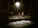 Paredes de Papel, Danza contemporánea